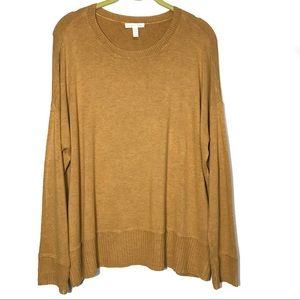 Eileen Fisher oversized sweater M (1161-Ag)